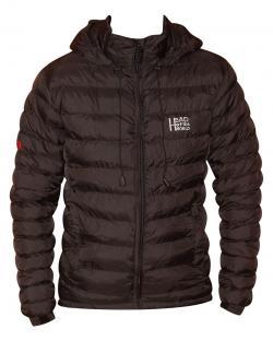 Dark Brown Color Short Silicon Jacket