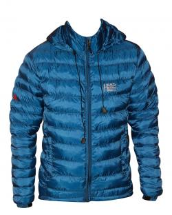 Dark Blue Color Short Silicon Jacket