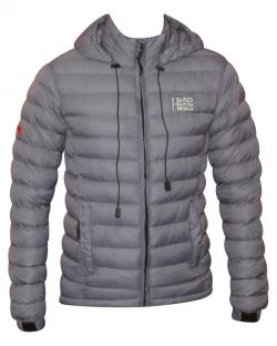 Light Grey Color Short Silicon Jacket