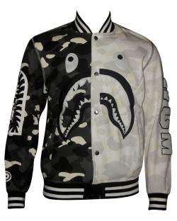 New Long Sleeve Bape Bathing Ape Jacket
