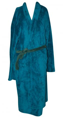Dark Blue Polar Gown For Women