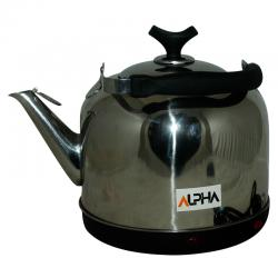 Alpha Stainless Steel Kettle - 6 ltr