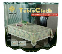 Floral Table Cloth - Indoor & Outdoor Use