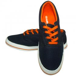 Goldstar Men's Shoes - Blue & Orange