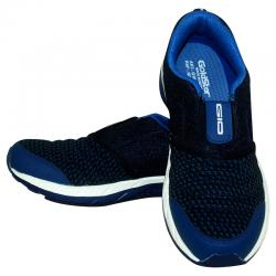 Goldstar Super Shoes For Men - Dark Blue & Black