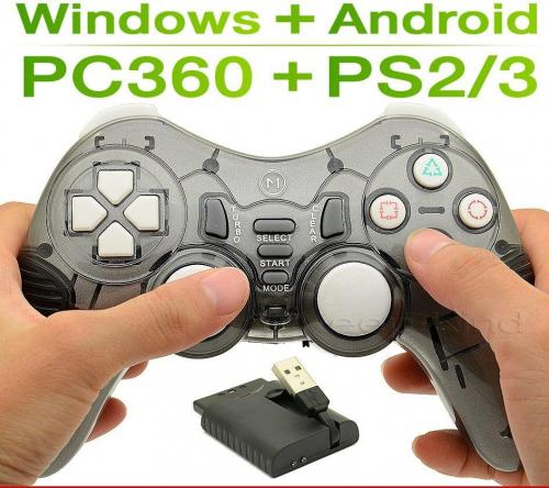 Wireless Game Pad Free Spinner And Samsung Earphone @Rs1399