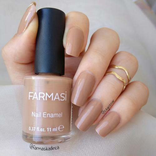Farmasi Nail Polish- Light brown