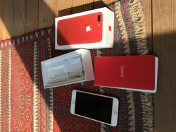 iPhone 7 Plus (PRODUCT) Red 128 GB