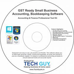 Small Business Accounting, Bookkeeping Software