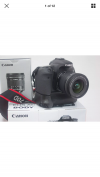 Canon EOS dslr on sale