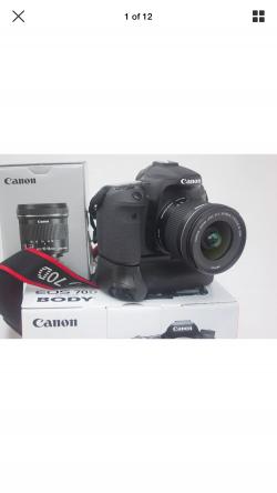 Canon EOS dslr on sale