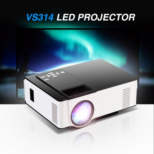 Vs 314 Led Projector With Full Hd And Tv Support
