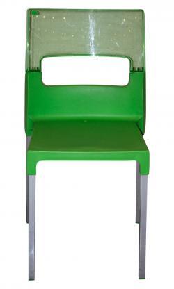 Supreme Diva Chair - Green & Light Green - (SD-024)