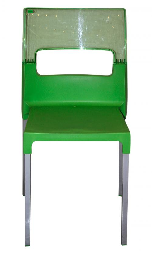 Supreme Diva Chair - Green & Light Green - (SD-024)