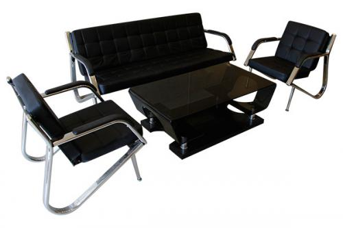 5 Seater Office Sofa - Visitor Sofa - (SD-027)