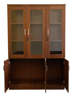 Wooden 3 Door Hutch - (SD-028)