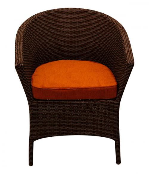 Dark Brown Lounge Chair - (SD-029)