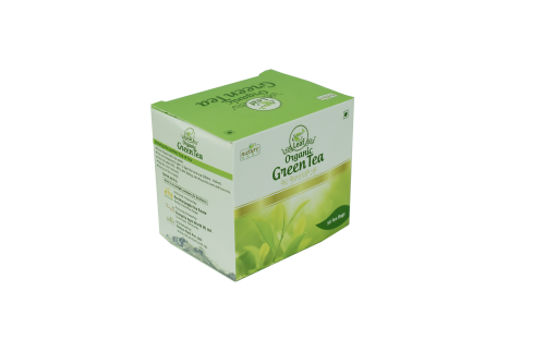 Organic Green Tea Bag (100gram )