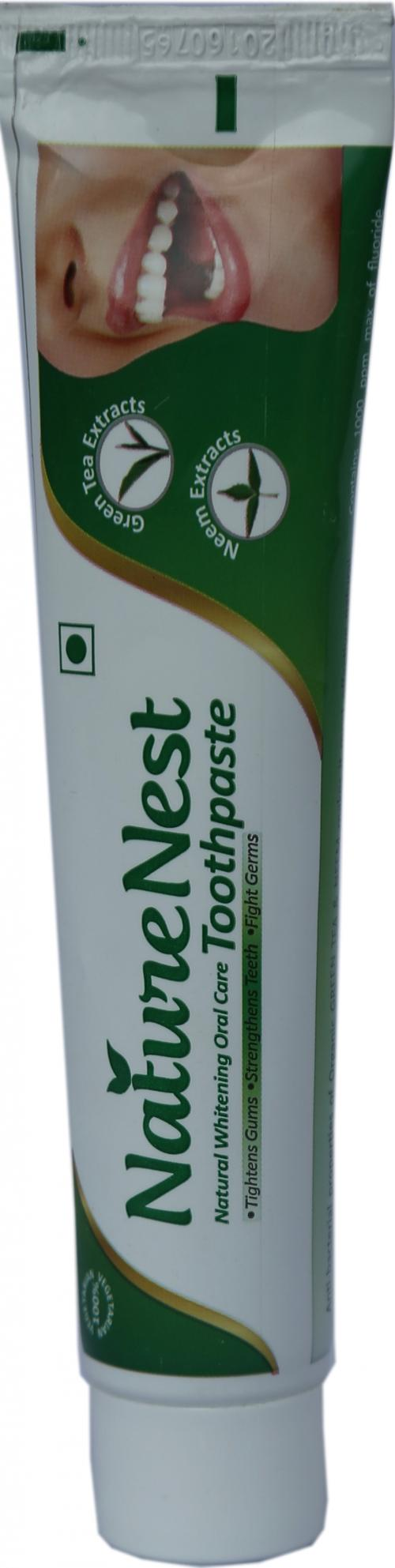 Nature Nest Toothpaste