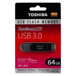 64 GB Toshiba 3.0 Original Pen Drive max Speed 70 MB/sec #Nrs. 2800/-