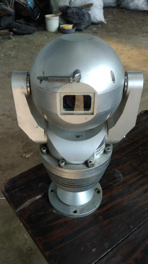 Old Vintage CCTV Robot Style
