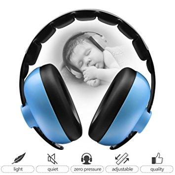 Baby Ear Protection Noise Cancelling HeadPhones for Babies for 3 Months to 2 Years #Nrs. 2800