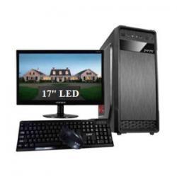 "Brand New Desktop Pc 17"" LED ,500GB HDD 2GB RAM ,Intel Core 2 Duo #Nrs.18,800/-"