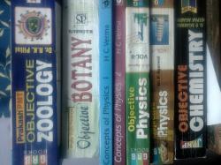 MBBS Preparation books