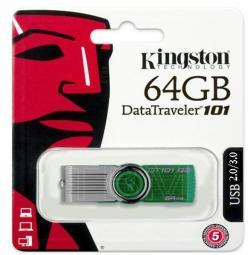 64 GB Kingston Pendrive #Nrs.2000/-
