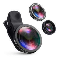 Camera Lens Kit by Amir
