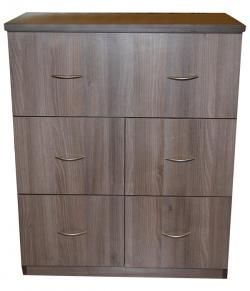 Five Drawer Wooden Cabinet - Chest Drawer - (SD-062)