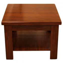 Dark Brown Wooden Coffee Table - (SD-052)
