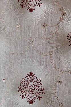 Light Grey Floral Pattern Wallpaper For Home Decoration (002800) - (SD-WP-005)