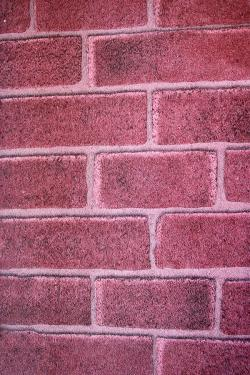 Red Brick Design Wallpaper For Home Decoration (002400) SD-WP-036