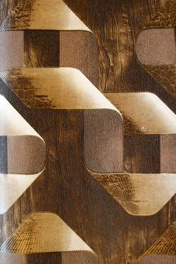 Chocolate Brown Design Wallpaper For Home Decoration SD-WP-067