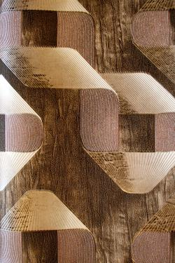 Russet Brown Design Wallpaper For Home Decoration SD-WP-066