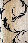 Black & Vanilla Floral Design Wallpaper For Home Decoration SD-WP-070
