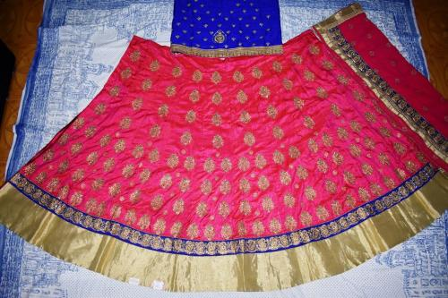 Pink lehenga for wedding season