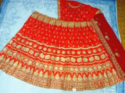 Designer lehenga choli with price