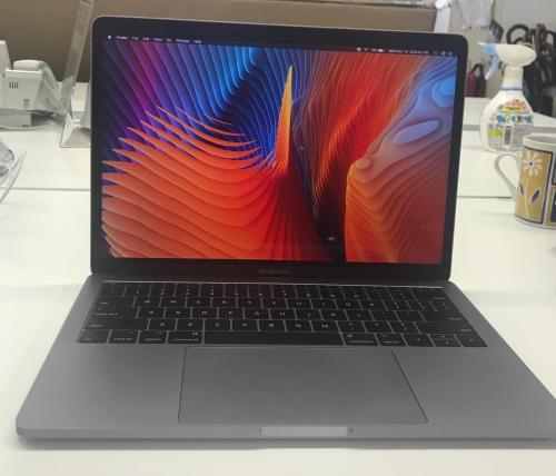 "MacBook Pro 13"" 256 GB Space Gray (late 2017 model)"