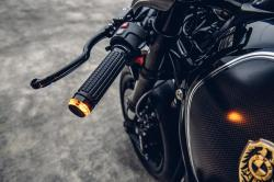 Bike handle indicator
