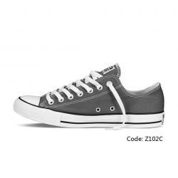 mens grey converse shoe