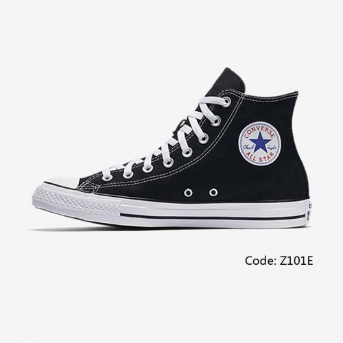 mens converse shoes(black)