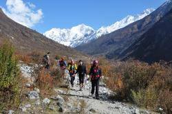 Photo of Langtang, Nepal