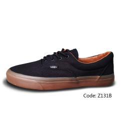mens black vans shoes