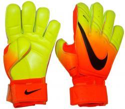 Nike Goalkeeper Gloves (KSH-001) - Yellow/Orange