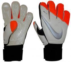 Nike Goalkeeper Gloves (KSH-003) - White/Orange
