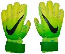 Nike Goalkeeper Gloves (KSH-004) - Dark Green/Neon Green