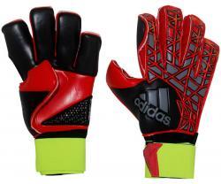 Adidas Goalkeeper Gloves (KSH-005) - Red/Black