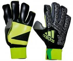 Adidas Goalkeeper Gloves (KSH-006) - Grey/Black